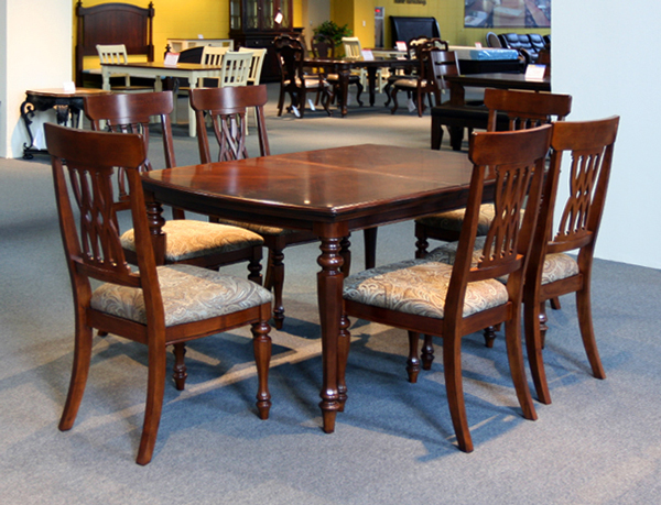 D5510 Collection Extention 7pc Dining Set6 6ea