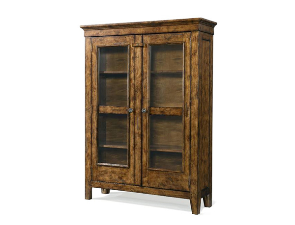 436-860 The 'Southern Pines' CollectionGlass Cabinet (유리장식장)벨라지오 ...